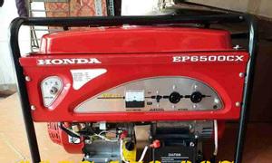 Máy phát điện công suất 5.5KVA HONDA EP6500CX
