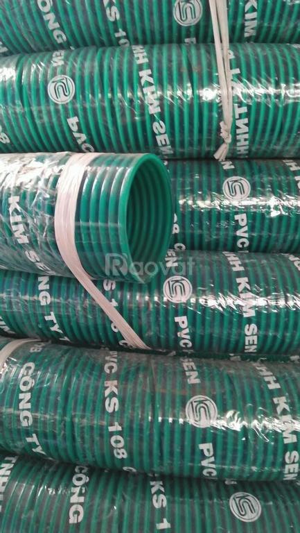 Ưu điểm của ống nhựa gân nhựa hút cát, hút nước phi 76, phi 114