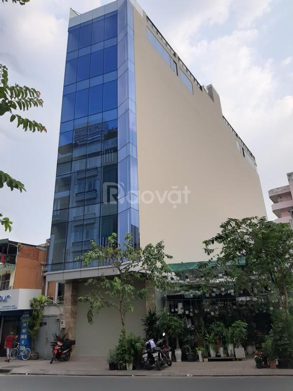 MT Bạch Đằng, Bình Thạnh, DT: 5.6x18.5, 8 tầng