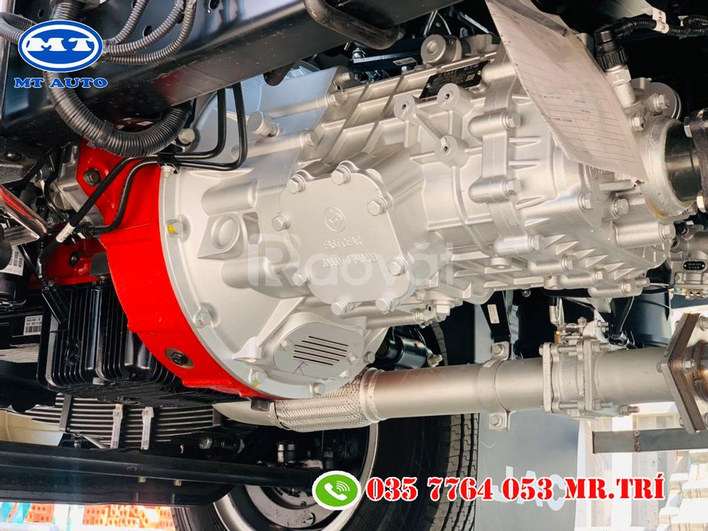 xe tải JAC N900 thùng 7 mét động cơ cummins, hỗ trợ vay vốn cao 80%