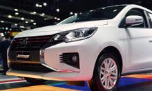 Mitsubishi Attrage giá tốt tháng 6