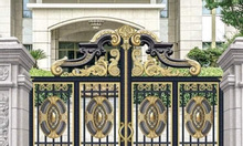 Khung bảo vệ, cầu thang sắt, cửa cổng Phát Tuấn Đạt