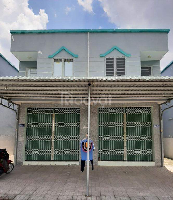 Nhà phố Becamex Bàu Bàng đối diện siêu thị công viên bên hông chợ