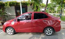 Cần bán xe Grand I10 Sedan 1.2 MT màu đỏ