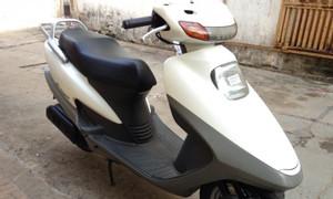 Cần bán Honda Spacy Nhật, màu trắng