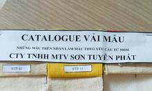 Công ty TNHH MTV Sơn Tuyên Phát cung cấp vải bố, ko qua trung gian
