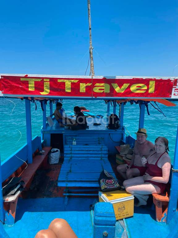 Tour lặn biển, TJ Travel Nha Trang