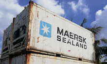 Container lạnh 20 feet MAERSK