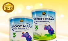 Sữa Groot Maak hương vani 900g