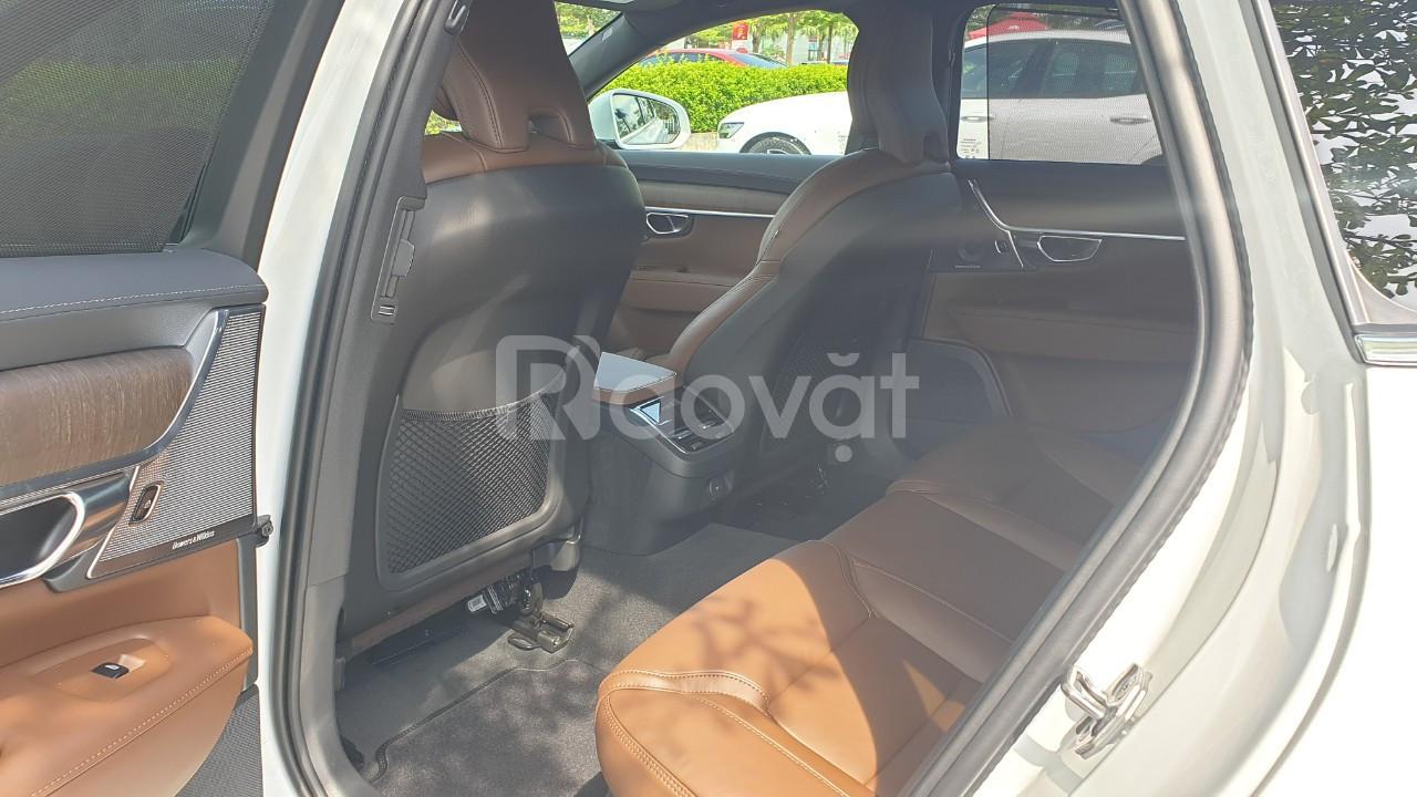 Bán Volvo S90 sedan mới 2021, giá xe volvo, đại lý volvo tại HN