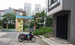 Cho thuê nhà tầng 1 giáp phố Lê Lai, khu đất dịch vụ Hà Trì Hà Đông