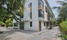 Bán nhà phố Thảo Nguyên, căn góc 3 mặt tiền kinh doanh