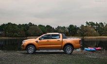 Cho thuê xe bán tải Ford Ranger tự lái tại Biên Hòa