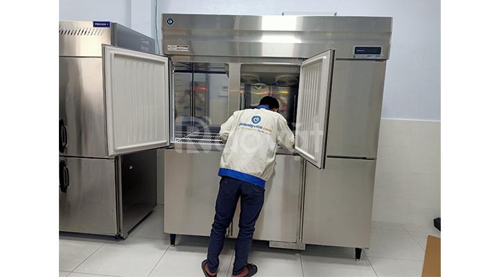 Chuyên cung cấp tủ đông inox công nghiệp Hoshizaki giá tốt