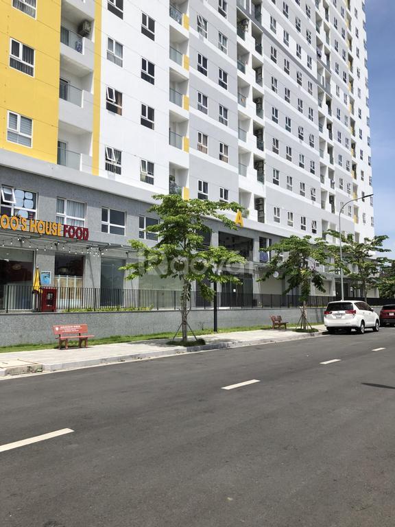 Bán Shophouse tầng trệt căn hộ Daimond, đường Võ Văn Kiệt