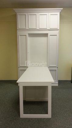 Bàn hộp gấp gọn treo tường kích cỡ tùy chỉnh