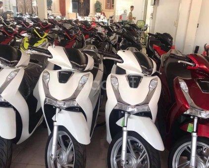 Bán Honda SH150i 2019-2021 mới 100% hàng nhập khẩu giá rẻ
