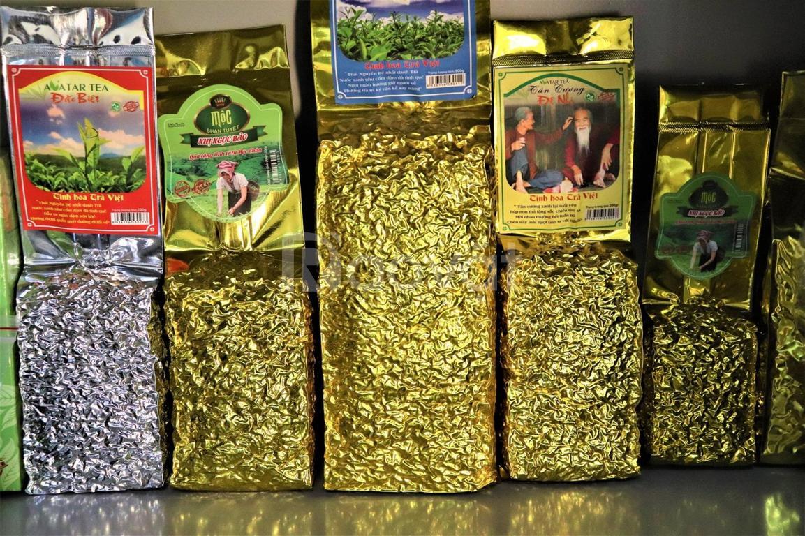 Nhận gia công, đóng gói trà túi lọc, trà gói, cà phê, bột ngũ cốc