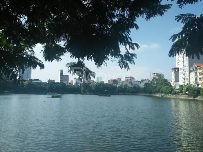 Bán chung cư mặt hồ phố Hồ Đắc Di Nam Đồng, Đống Đa