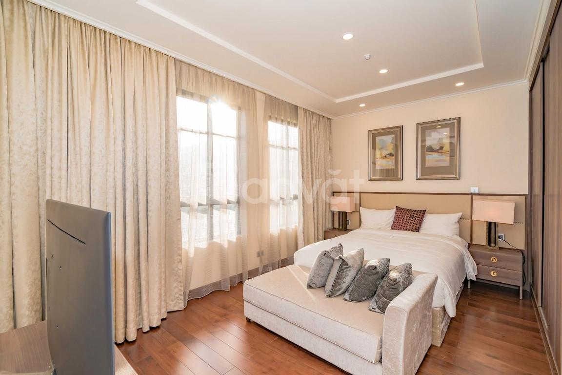 Gia đình cần bán nhà kiền kề 99m2 sang trọng The Manor Mễ Trì, Mỹ Đình