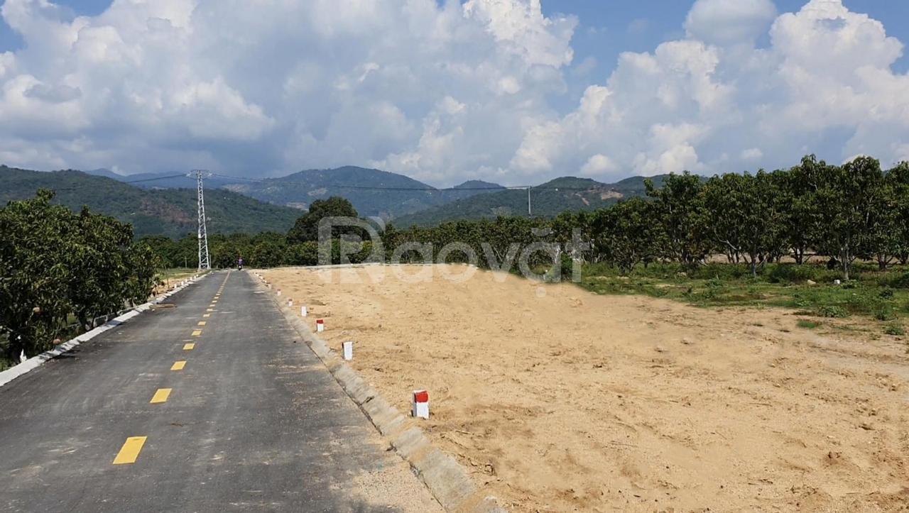 Bán đất nền Cam Lâm, Khánh Hòa, cách biển Bãi Dài 3km, dưới 1 tỷ/lô