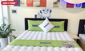 Đệm lò xo Dunlopillo Grimsby nâng tầm giá trị Việt