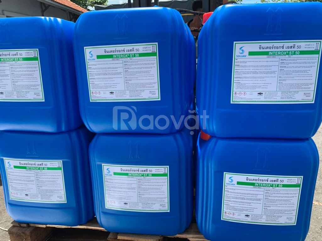 Oxy già công nghiệp H2O2