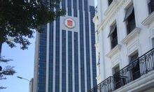 Bán nhà phố Đinh Núp, Cầu Giấy, đường của thành phố, gần 120m2, 5 tầng