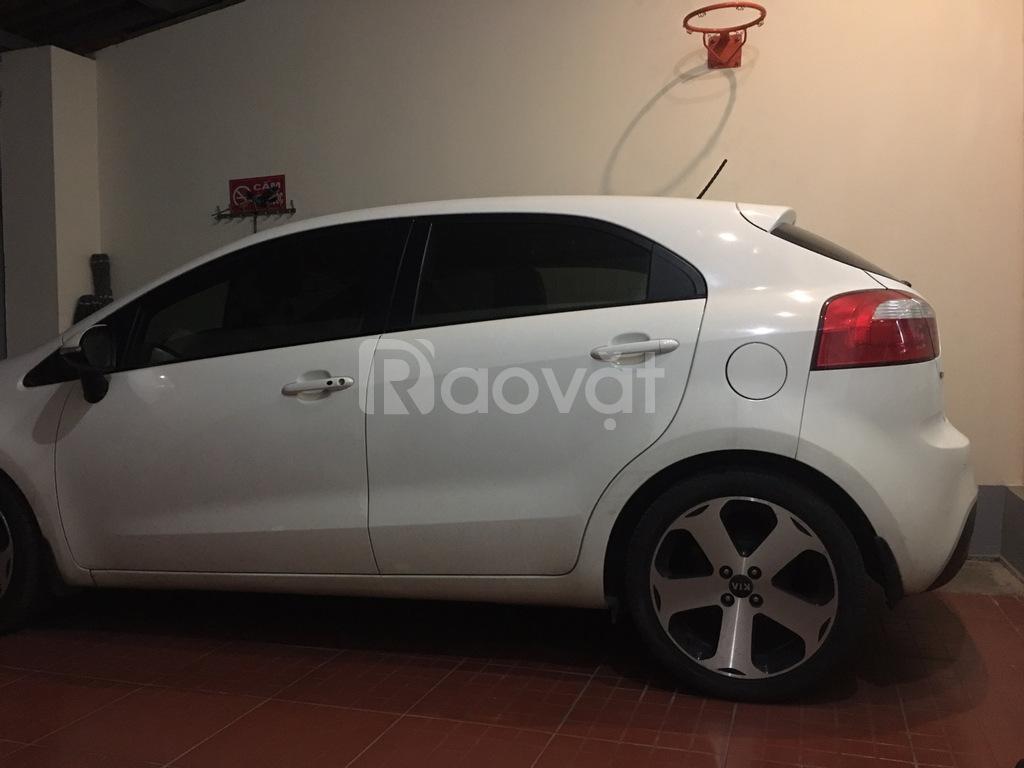 Bán xe Kia Rio 1.4 AT Hatchback 2013 nhập khẩu
