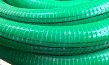 Ống nhựa lõi thép màu xanh hút nước, hút cát sỏi, chất thải đặc biệt