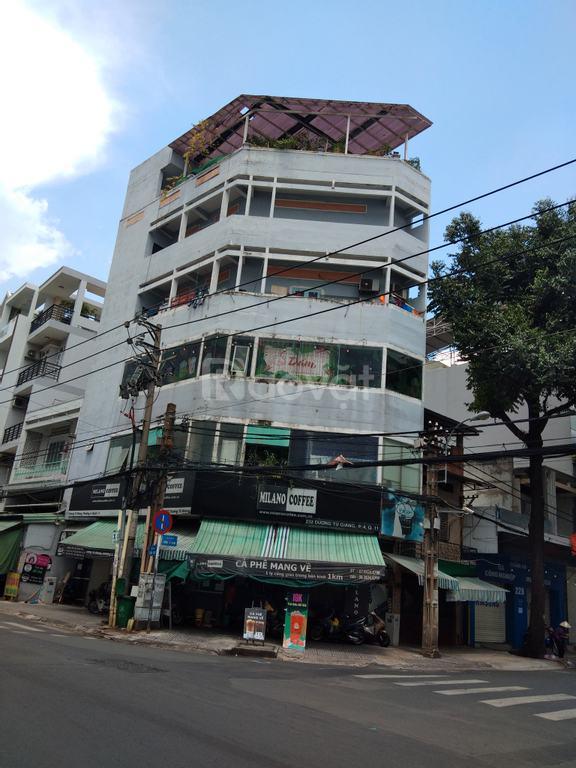 Bán nhà 5 tầng, Trần Quý, P.4, Q11, 65m2
