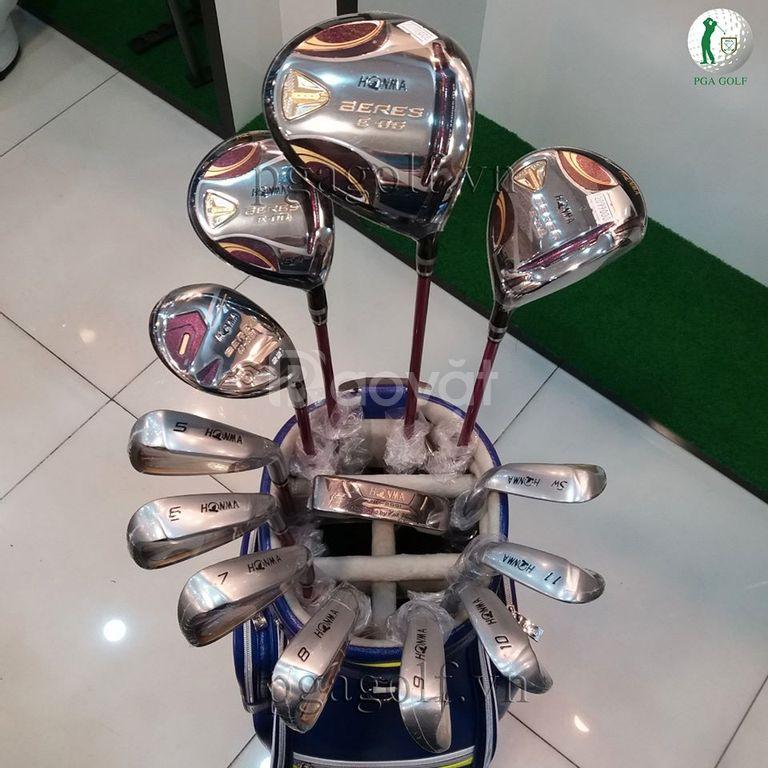 Bộ golf Honma 3 sao giá tốt 2021