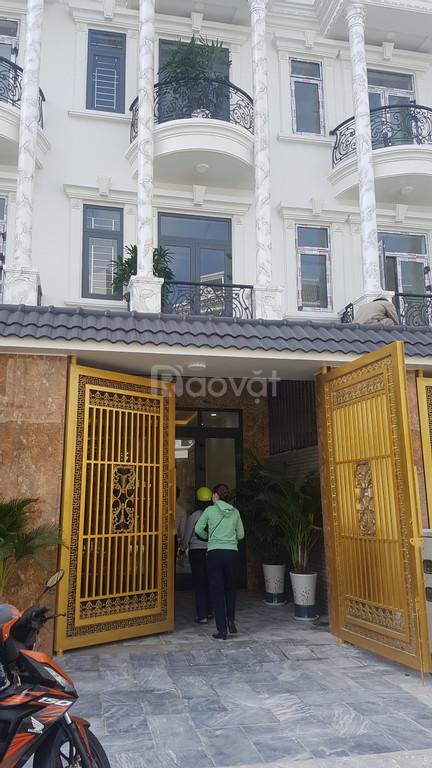 Nhà Dĩ An 80m2 1 trệt 2 lầu sổ hồng mặt tiền NT khắp có ngân hàng vay
