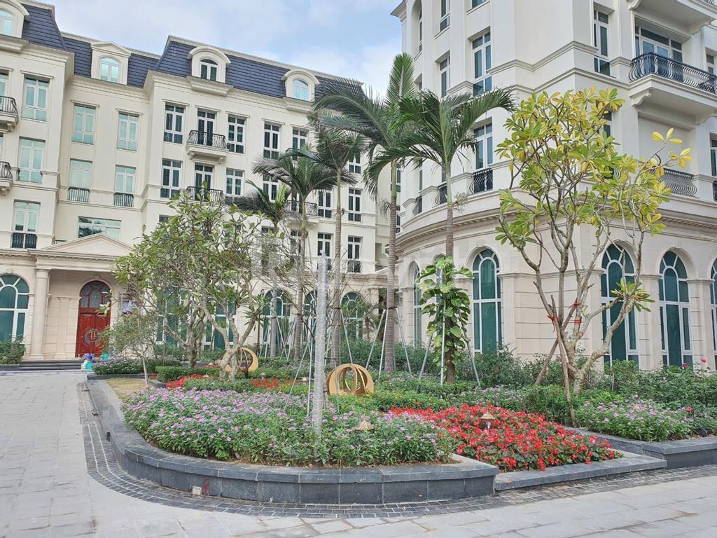 Biệt thự trung tâm quận Ba Đình, bản giới hạn cho giới thượng lưu