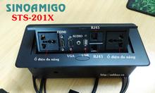 Hộp điện âm bàn văn phòng STS-201XB sinoamigo chính hãng