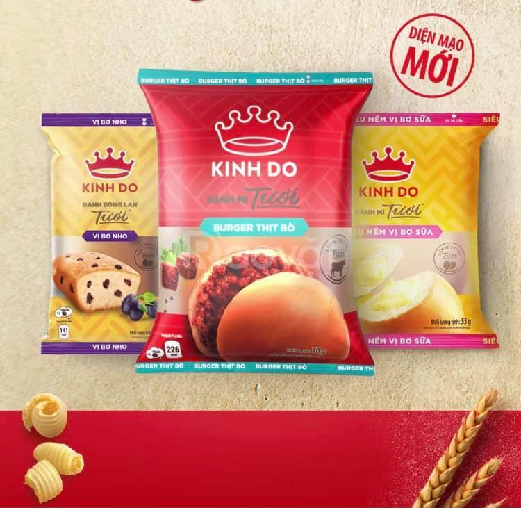 Bánh mì tươi Kinh Đô HCM 0354411079