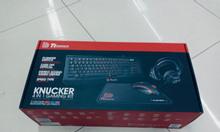 Bàn phím, chuột, tai nghe 4 in1 của hãng TT Esport