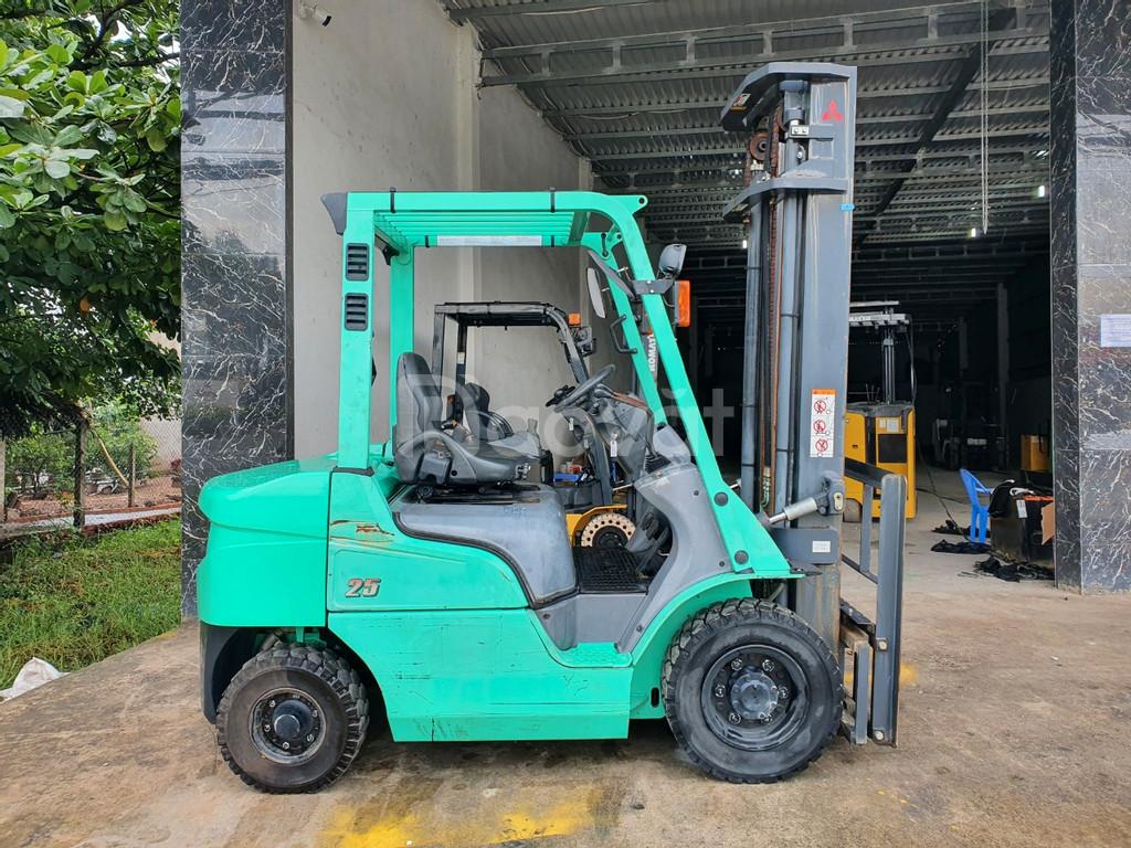Xe nâng Mitsubishi 2.5 tấn, 2016, giá tốt