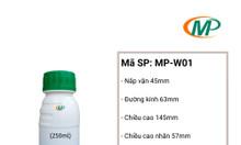 Chai nhựa chất lượng, chai nhựa giá rẻ, chai nhựa uy tín