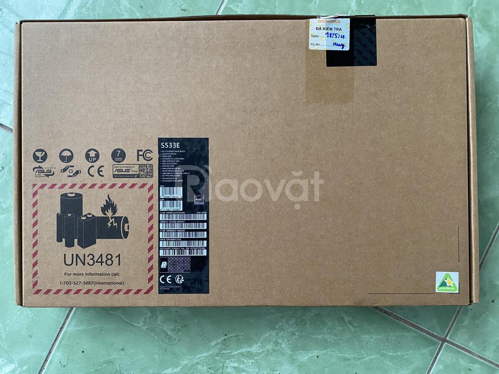 Asus S533EQ-BN161T i5-1135G7 8GB 512GB SSD