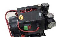 Bơm dầu điện 24V, dầu diesel NPB-70 24V, xăng dầu mini chạy điện