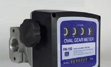 Đồng hồ đo dầu FM-150, đồng hồ đo dầu hiển thị cơ 4 số fm150