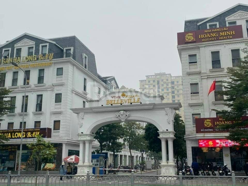 Bán gấp căn liền kề phường Trung Hòa, Cầu Giấy, trực tiếp chủ đầu tư