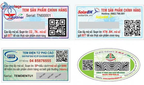 Tìm hiểu về tem phủ cào chống giả sms