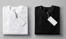 Xả kho áo thun Cotton 4 chiều vải đẹp chất tốt, thoáng mát mềm mịn