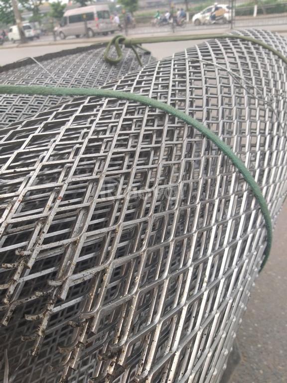 Ưu điểm vượt trội của lưới mắt cáo hình thoi, lưới thép hình trám