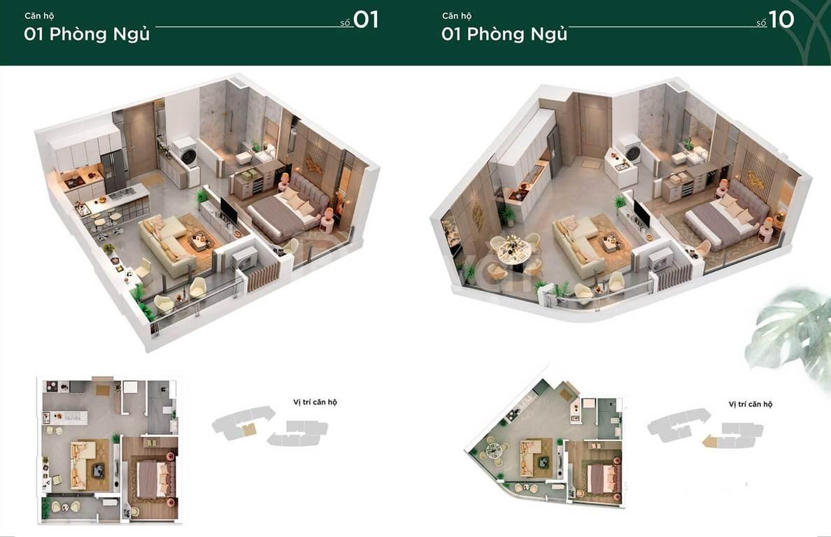 Căn hộ Thảo Điền Green Quận 2 chính thức mở bán tháng 8/2021