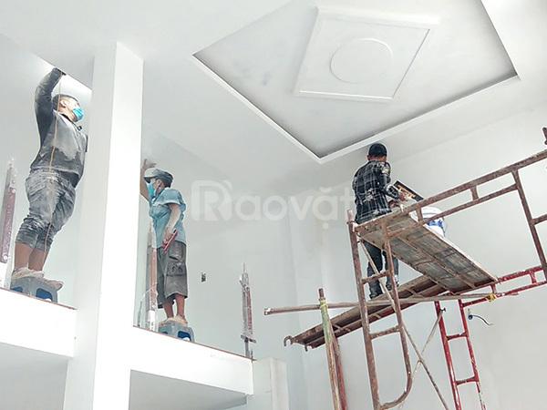 Thi công sơn nước nhà phố tại Cần Thơ