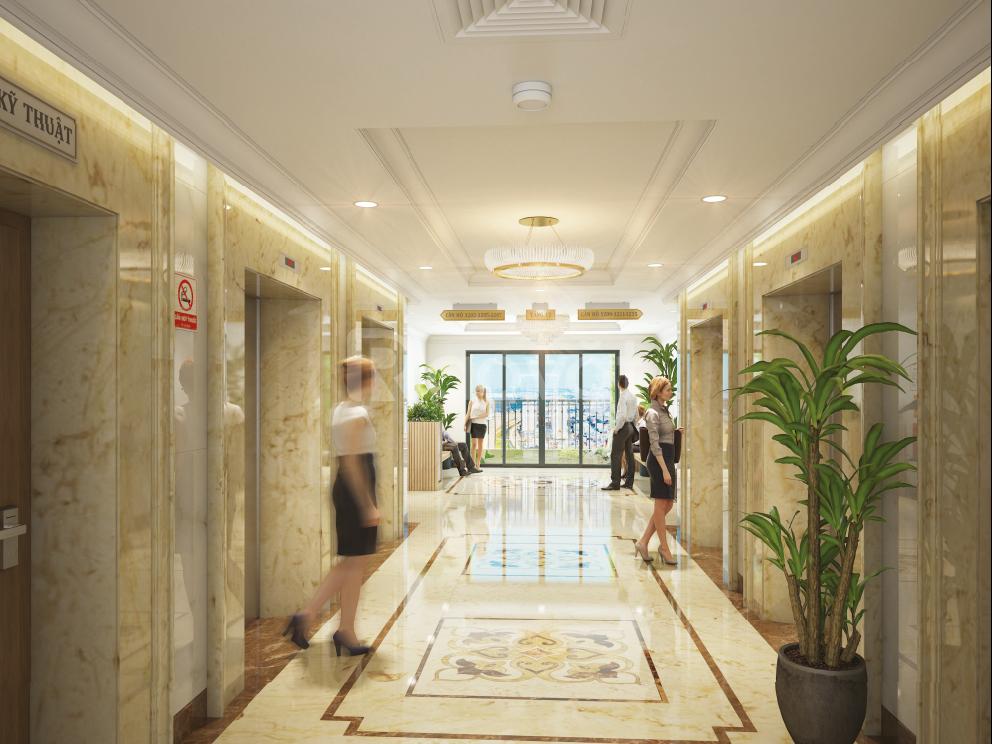 Căn hộ Housinco Premium Nguyễn Xiển, nhận nhà quý IV