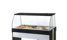 Tủ bầy salad bar, tủ mát nhập khẩu